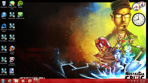 Nostalgia Critic Wallpaper Background by RedJoey1992