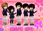 Boys Before Flowers by Makenshichrona13
