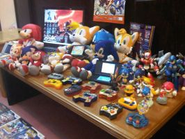 My Collection by sonictopfan