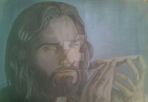 Jesus by JulioArt33