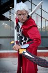 I am the bone of my sword - Fate/stay Night by Carlos-Sakata
