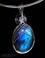 Blue Dream Labradorite by Nambroth
