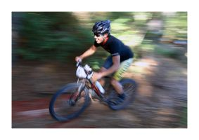 mountain bike race 11 by JamesDManley