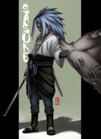 CS2 Sasuke by Roggles
