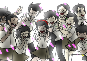 Graduation Day Animation - Class of 2015 by Oneirio