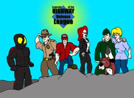 The Highway Defense League by theadventurer