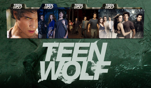 Teen Wolf Folder Icon by iBibikov73