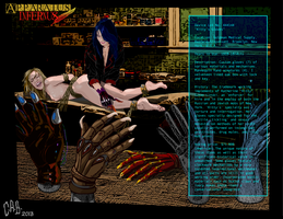 Apparatus Infernus ~ Kitty's Gloves by CeeAyBee