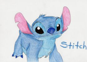 Stitch by IcelectricSpyro