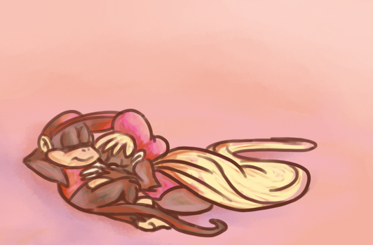 All that really matters by Ribbedebie