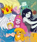 Adventure Time by ManiacPaint