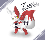 Meowoose..Zanstic..Whichever Sounds Best! by ZiiaChan