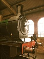 In the Engine Shed by SteamRailwayCompany
