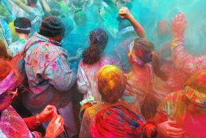 The Color Run 1 by SublimeBudd
