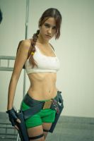 Igromir'11 classic Lara Croft12 by TanyaCroft