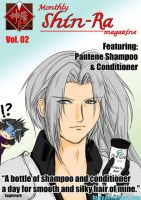 Part 2: Sephiroth by luzzy