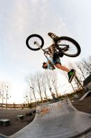Aerial One Foot 3 by tifrize