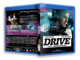 Drive Blu Ray Cover by Torch85
