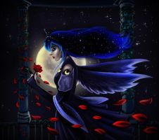 The Moon garden by Victory-S