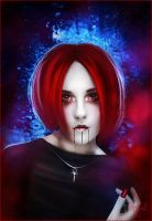 curse of pain_ by Digital-Epilepsee