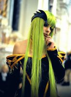 C.C. Code Geass by KuraitheDollfie