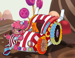 S-U-G-A-R Jump Into Your Racing Kart~ by Kayla-san