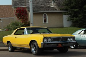 Bright Yellow Canadian by KyleAndTheClassics