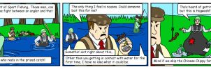 Summer Wine Comic 23 by MST3Claye