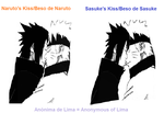 The Kisses-Los Besos by AnonimadeLima
