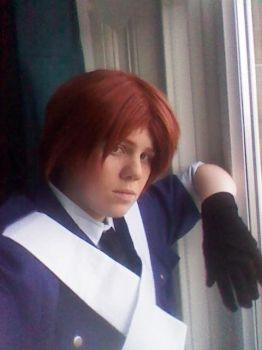 Hetalia - Waiting by Silent--Laughter
