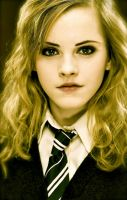 Hermione the Slytherin by AugustaraPotter