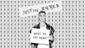 +Justin Bieber - What Do You Mean? (Wallpaper) by caronchoo