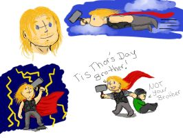 Happy Thor's Day by West017