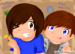 Smosh by janelvalle