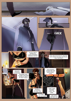 Monsieur Charlatan Page 98 by DrSlug