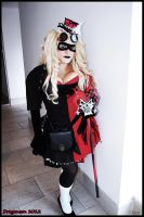 Harley Quinn Dragoncon 2012 by NoFlutter