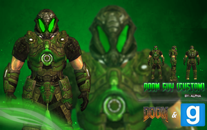 Doom: Doom Guy (Custom Model) by XNASyndicate