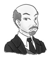 Vladimir Lenin by Caffinated-Pinecone