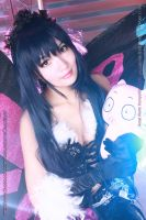 Accel World Kuroyukihime cosplay 4 by multipack223