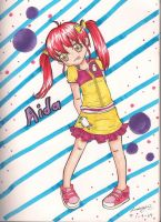 Aida by hihihellokitty