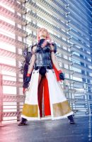 Lightning Final Fantasy by ShashinKaihi
