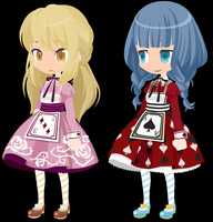 Solitaire Kids - The Henshins by Tara012