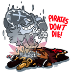 The Pirate Life.. and death by Momogirl