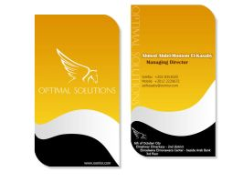 optimal sol biz card by kareem-cs-2