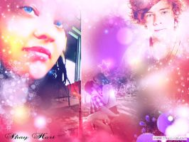 Ce'Nedra and Harry by ShayHart