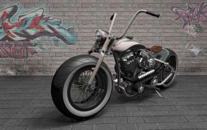 Custom Bobber by FlyingScotsman