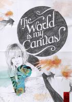 .the world is my canvas. by houoh