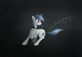 Music Sparkles by UniverTaz