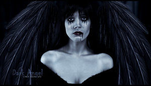 Dark Angel by CyberAsero
