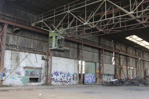 Industrial decay Stock 13 by Malleni-Stock